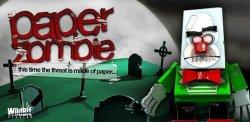 Paper Zombie screenshot 1/6