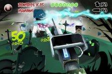 Paper Zombie screenshot 3/6