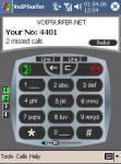 VoIPSurfer for Pocket PC screenshot 1/1