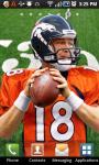 Peyton Manning Live Wallpaper screenshot 1/3