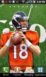 Peyton Manning Live Wallpaper screenshot 2/3