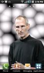 Steve Jobs Live Wallpaper screenshot 1/2