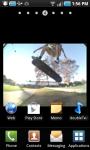 Skater Treflip LWP screenshot 2/3