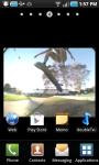 Skater Treflip LWP screenshot 3/3