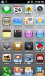 Fake iPhone 4s Live  screenshot 1/3