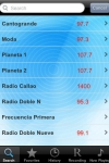 Radio Peru - Alarm Clock + Recording / Radio Per - Reloj Despertador + Registro screenshot 1/1