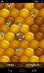 Bee Live Wallpaper HD screenshot 3/5