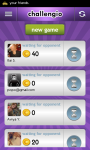 Challengio - challenges between friends screenshot 1/4