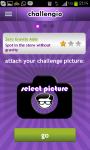 Challengio - challenges between friends screenshot 3/4