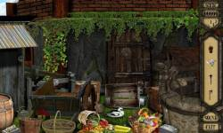 Free Hidden Objects Game - Mysterious Cottage screenshot 3/4