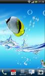 Bubble Water Lwp Animated screenshot 3/3