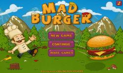 Mad Burger screenshot 1/6