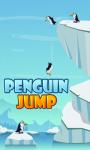 Penguin Jump 240x400 screenshot 1/4