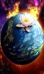 Earth Flower Live Wallpaper screenshot 3/3