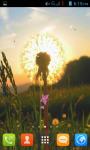 Dandelion Live Wallpaper Best screenshot 5/6