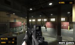 Sniper Battle Games screenshot 1/4