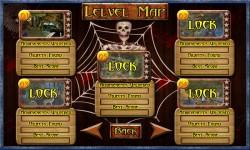 Free Hidden Object Games - Scary Trail screenshot 2/4