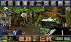Free Hidden Object Games - Scary Trail screenshot 3/4