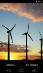 Windmills Video Live Wallpaper screenshot 1/4