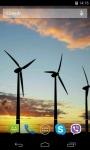 Windmills Video Live Wallpaper screenshot 3/4