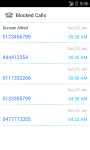 AntiNuisance - Call and Message Blocker screenshot 5/6