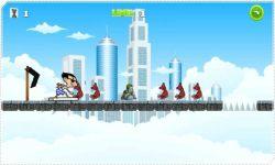 Mr Bean Skater Game screenshot 3/4