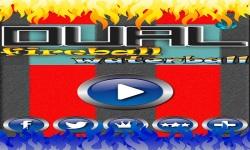 Fire Ball Water Ball Dual Race For ios screenshot 1/6