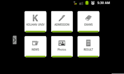 Kolhan University chaibasa screenshot 5/6