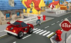 Toon City Crossy Road screenshot 2/5