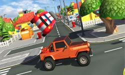 Toon City Crossy Road screenshot 3/5