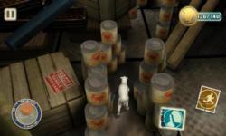 The Adventures of Tintin transparent screenshot 1/4