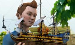 The Adventures of Tintin transparent screenshot 3/4
