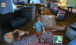 The Adventures of Tintin transparent screenshot 4/4