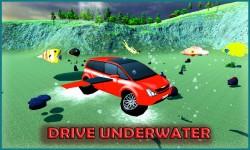 Flying Submarine Racing Car screenshot 1/3