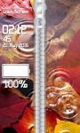 Rain Drops Zipper Lock Screen Best screenshot 4/6