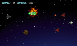 Space Invaders Fight screenshot 2/4