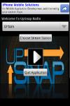 Upsnap Radio screenshot 1/2