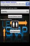 Upsnap Radio screenshot 2/2
