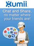 Xumii all-in-one IM and Social App screenshot 1/1