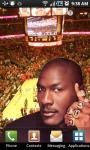Michael Jordan Live Wallpaper screenshot 1/3
