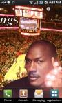 Michael Jordan Live Wallpaper screenshot 3/3
