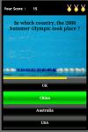 Olympque Quiz screenshot 3/5