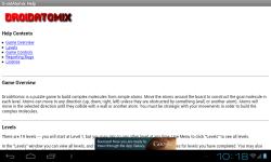 Droid Atomix screenshot 5/6