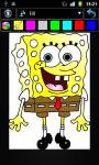 Sponge bob coloring-pages screenshot 1/6