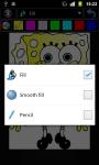 Sponge bob coloring-pages screenshot 5/6