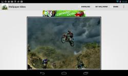 Wallpaper Bikes screenshot 1/2