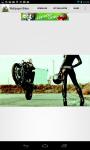 Wallpaper Bikes screenshot 2/2