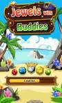 Jewel With Buddies Free screenshot 1/3