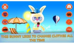 Bunny Dress up - Pet Rabbit Game screenshot 2/5