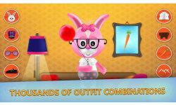 Bunny Dress up - Pet Rabbit Game screenshot 3/5
